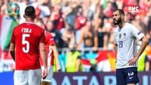 """Hongrie 1-1 France : Riolo ne reconnaît pas le Benzema du Real, """"ce n'est pas lui"""""""