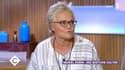 Muriel Robin le 9 septembre sur le plateau de C à vous.