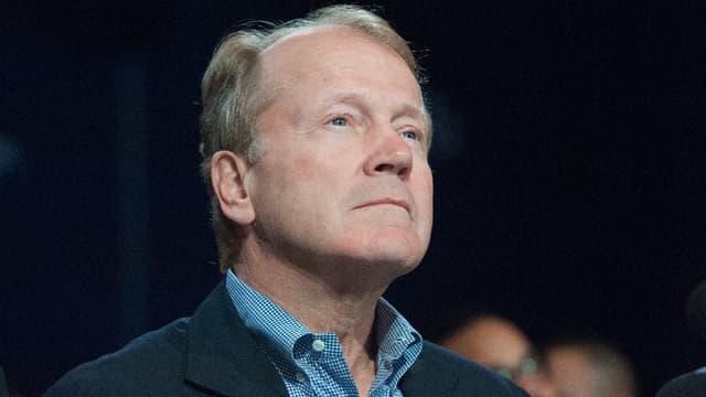 Le président exécutif de Cisco, John Chambers.
