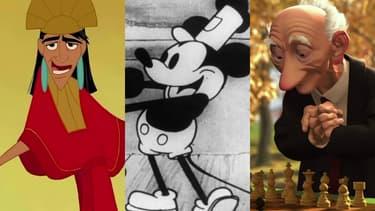 Kuzco, Mickey et Le Joueur d'échecs