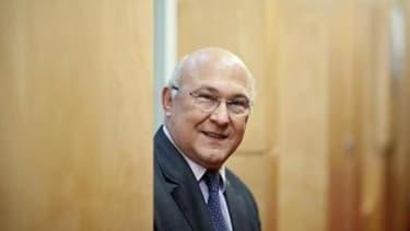 Michel Sapin rappelle que le gouvernement compte inverser la mauvaise tendance de l'emploi d'ici 2013
