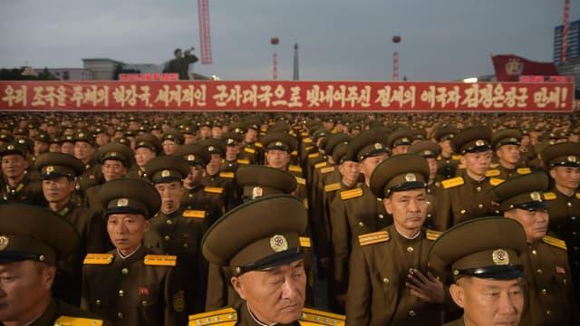 En 2017, à l'initiative de Washington, le Conseil de sécurité a imposé trois séries de sanctions économiques à la Corée du Nord.