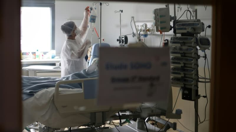 Covid-19: en Occitanie, les nouvelles hospitalisations multipliées par 10 en un mois
