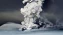 Le Grimsvotn, volcan situé dans le sud-est de l'Islande, en éruption.
