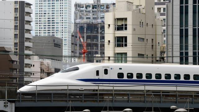 Le Shinkansen transporte chaque jour près de 400.000 passagers