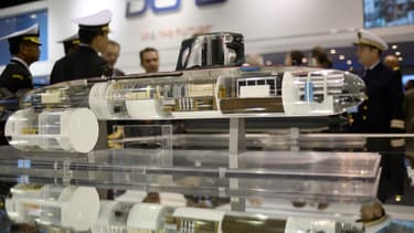DCNS participe à un contrat de 34 milliards d'euros