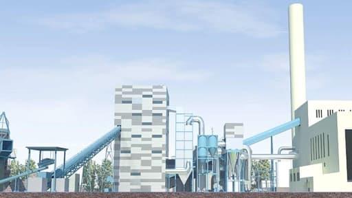 La nouvelle centrale biomasse de Metz possède un rendement énergétique de 80%