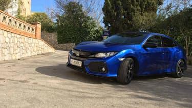 La 10ème génération de la Honda Civic arrive en concession le 18 mars.