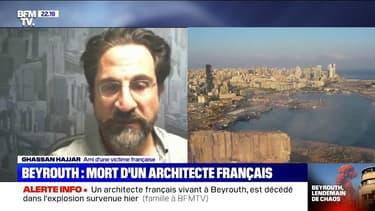 Un architecte français meurt dans les explosions de Beyrouth, un de ses amis témoigne