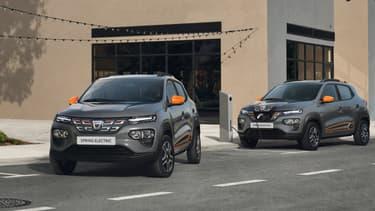 Dacia va commercialiser sa Spring à partir de 16.990 euros.