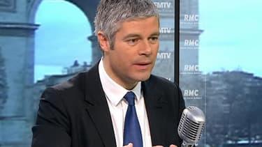 Laurent Wauquiezn vice-président de l'UMP.