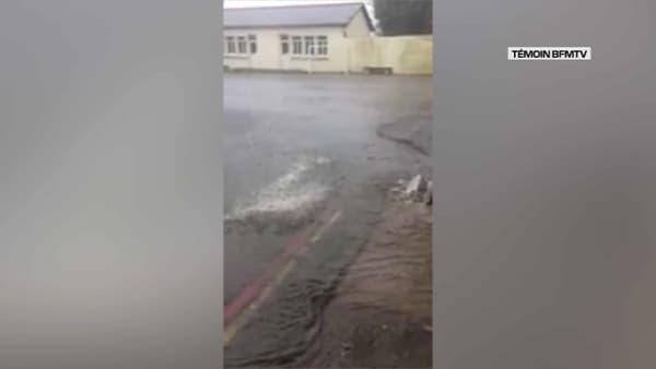 EN VIDEO - Les impressionnantes images des orages qui touchent l'ouest de la France