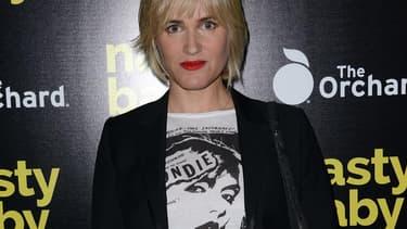 L'actrice Judith Godrèche en 2015 à Los Angeles.