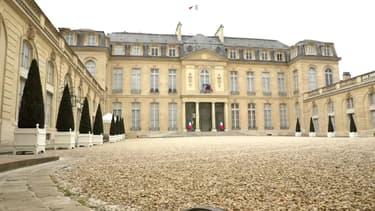 Elysée, siège de la présidence de la République française