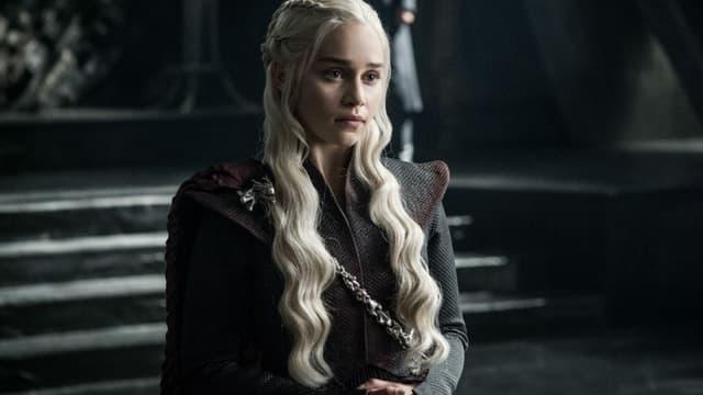 Emilia Clarke dans le rôle de Daenerys Targaryen