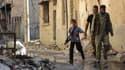 Rebelles syriens à Deir al-Zor. Sans apporter de garanties totales, les réseaux que la France a développés en Syrie depuis le début de la crise, en mars 2011, offrent une idée de la manière dont les puissances occidentales pourraient évaluer leur possible