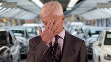 C'est une lapalissade, mais le nouveau patron de Volkswagen, Matthias Müller, n'a pas la tâche aisée