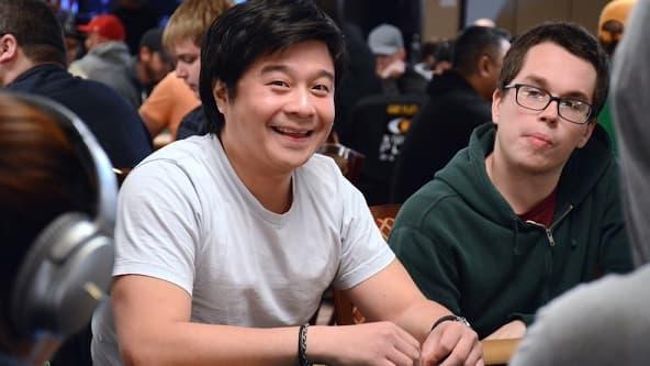 Benoit Lam, du poker à l'entrepreneuriat