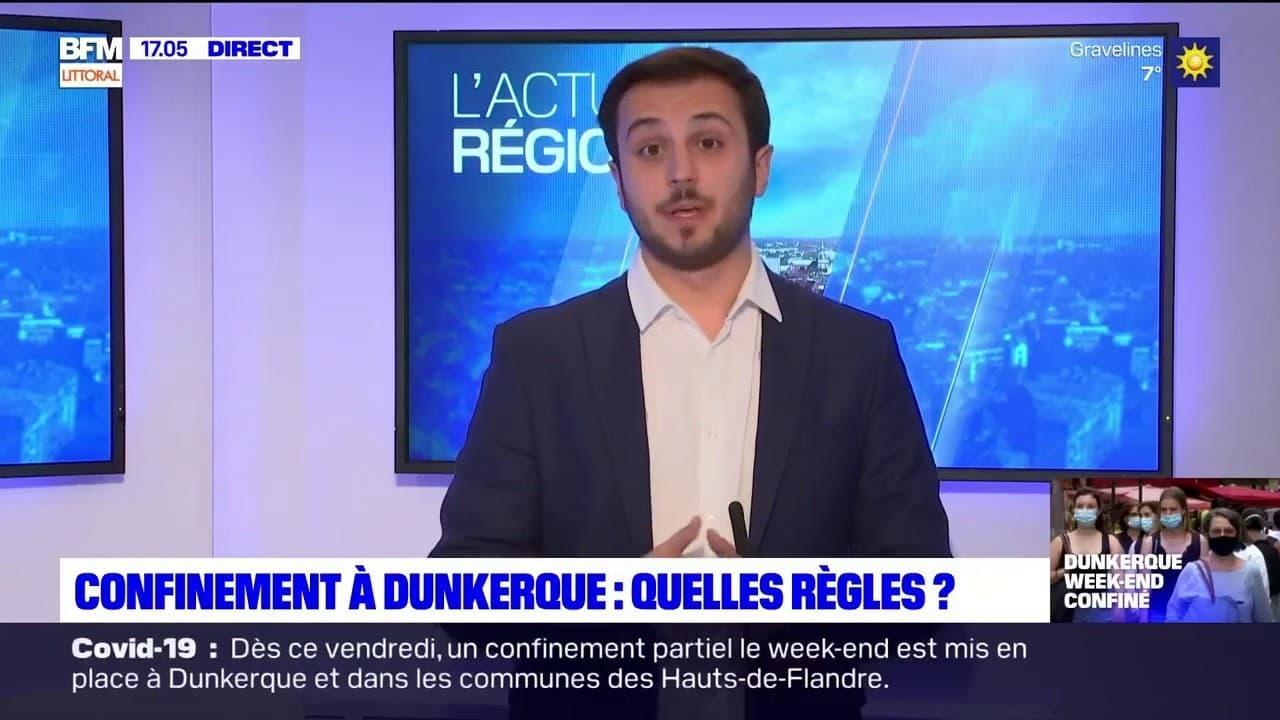 Confinement à Dunkerque: quelles sont les règles sanitaires?
