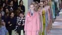 Le défilé Prada lors de la fashion week de Milan en février dernier