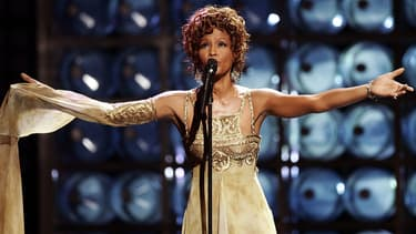 Whitney Houston en 2004