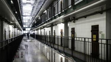 Photo d'illustration d'une prison