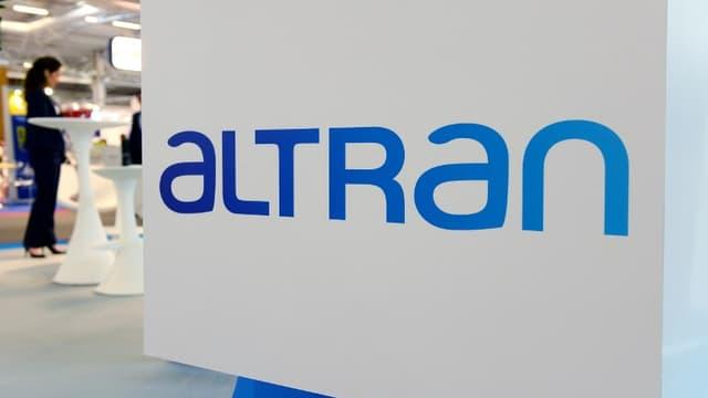 Le titre Altran bondit de 15% en Bourse ce vendredi matin