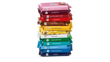 Le chocolatier Milka a perdu son l'opposant à son concurrent Ritter Sport