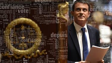 Quels mots Manuel Valls a-t-il le plus utilisés?