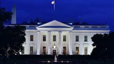 La Maison Blanche, à Washington DC.