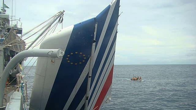 En juin 2009, seuls des débris de l'avion avaient été retrouvés au large du Brésil.