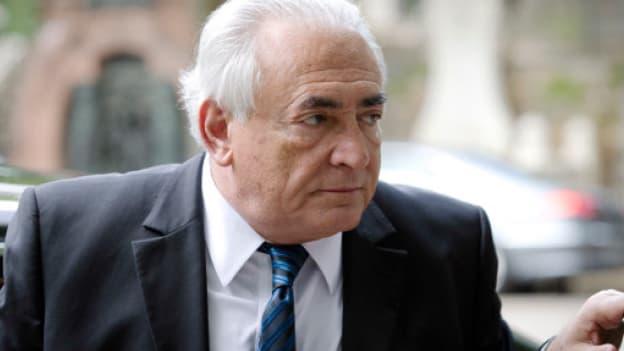 """Dominique Strauss-Kahn aurait découvert ces derniers jours que """"son principal associé lui avait caché des choses graves sur leurs affaires communes""""."""