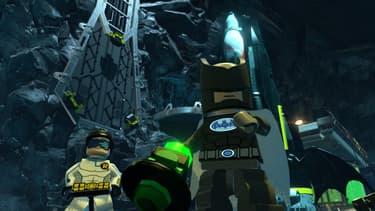 Une version Batman de Lego. Les licences contribuent largement au succès de la marque.