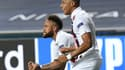 Mbappé et Neymar contre l'Atalanta