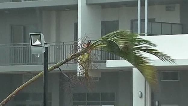 Un puissant cyclone a frappé l'ouest de l'Australie, mardi 31 décembre.
