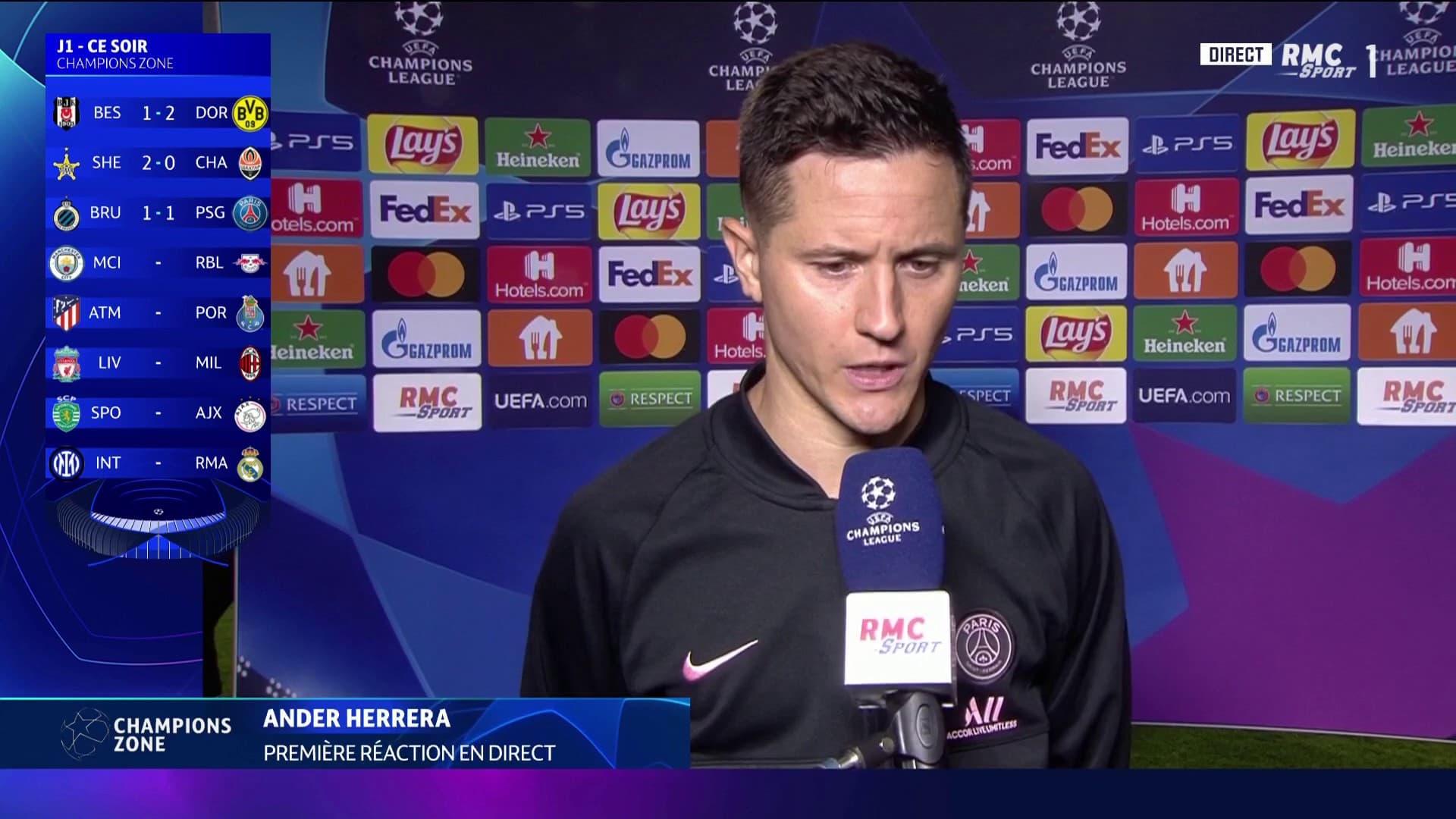 """On méritait de gagner"", affirme Herrera"