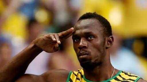 Usain Bolt reste fidèle à son sponsor Puma depuis l'âge de 16 ans.
