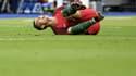 Cristiano Ronaldo, blessé lors de la finale de l'Euro 2016