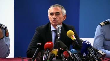 Le procureur de Marseille, le 19 décembre 2017