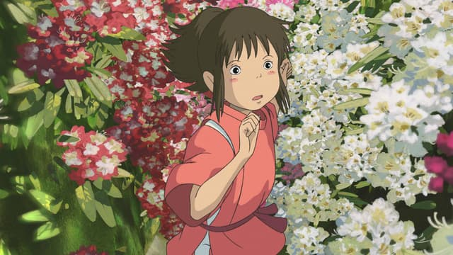 """Le Voyage de Chihiro"" de Hayao Miyazaki"