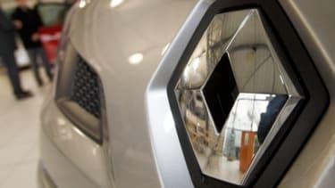 Renault vise 50 milliards d'euros de chiffre d'affaires et une marge opérationnelle de plus de 5% en 2017.