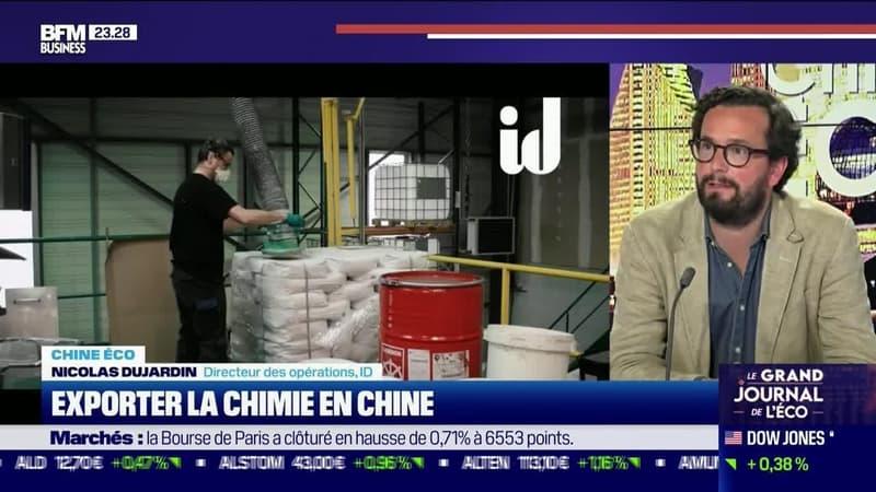 Chine Éco : Exporter la chimie en Chine par Erwan Morice - 01/07