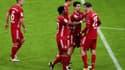 Les joueurs du Bayern de Munich ont du attendre plus de sept heures avant d'avoir l'autorisation de décoller pour Doha