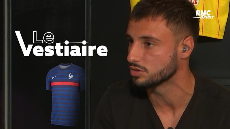 Équipe de France : Je m'autorise à y croire confie Clauss (Le Vestiaire RC Lens)