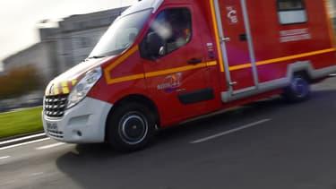 La victime a été hospitalisé à l'hôpital Pasteur de Nice. (Photo d'illustration)