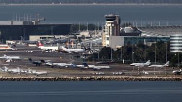 L'aéroport de Nice