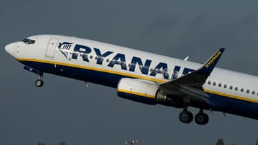 Ryanair a transporté 130,3 millions de passagers en un an sur son exercice 2017/2018, soit 9% de plus sur un an