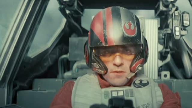 """""""Star Wars Episode VII""""."""