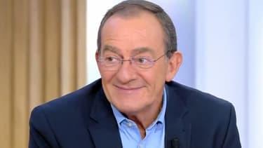 """Jean-Pierre Pernaut dans """"C à Vous"""", le 04 octobre 2019"""