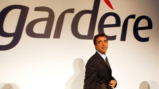 Arnaud Lagardère tire sa révérence au capital d'EADS